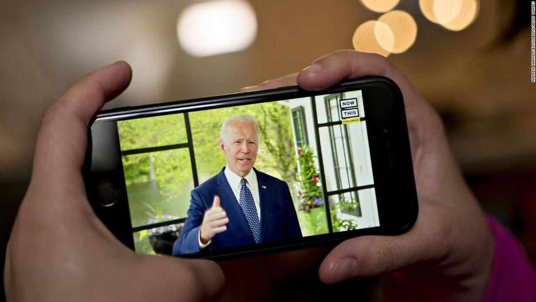 'We need him to start being bold:' Young voters are craving inspiration from Joe Biden