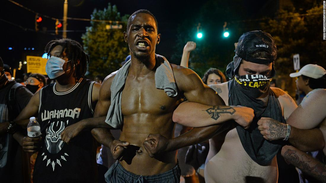 Photos: Protests across America after George Floyd's death