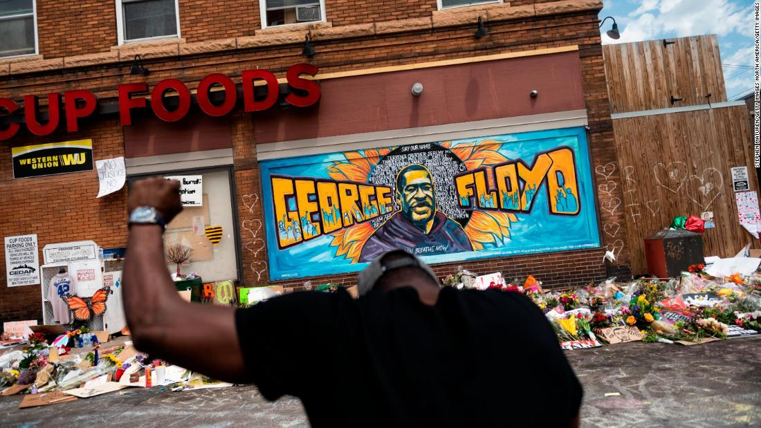 George Floyd protests across America: Live updates