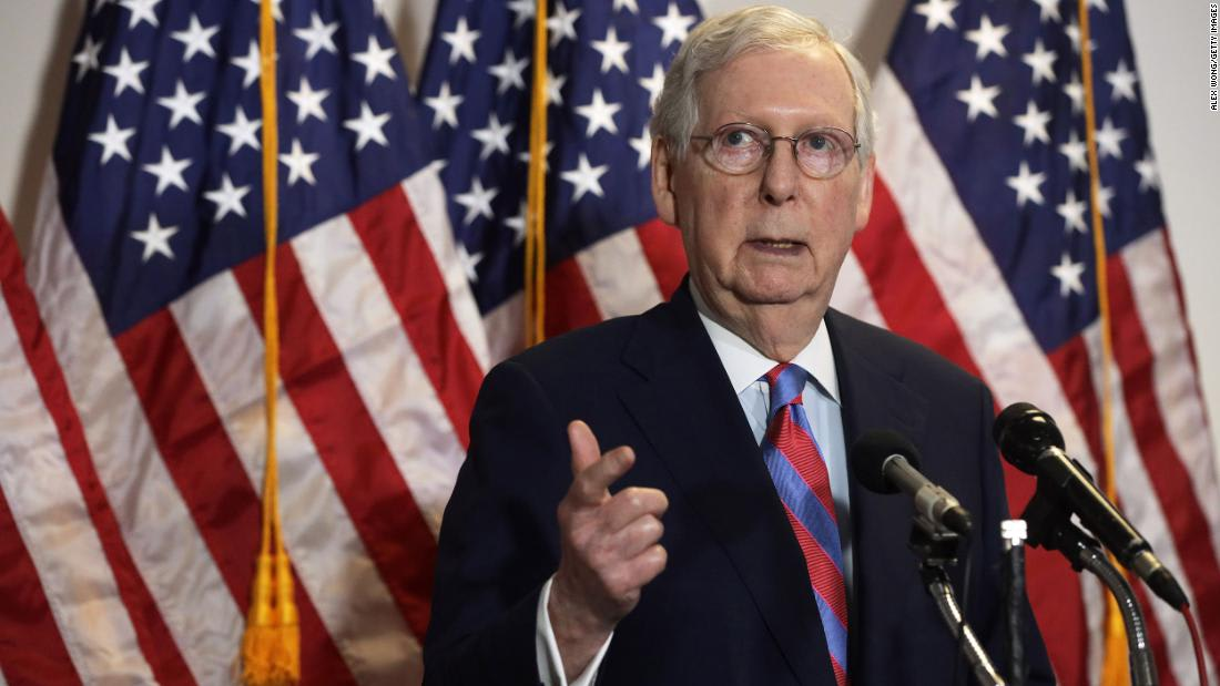 Opinion: Attention Mitch McConnell: Filling RBG's seat now could break American democracy