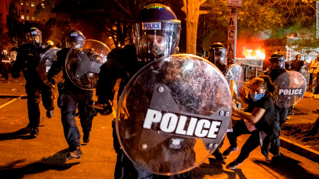 There's a growing call to defund the police. Here's what it means
