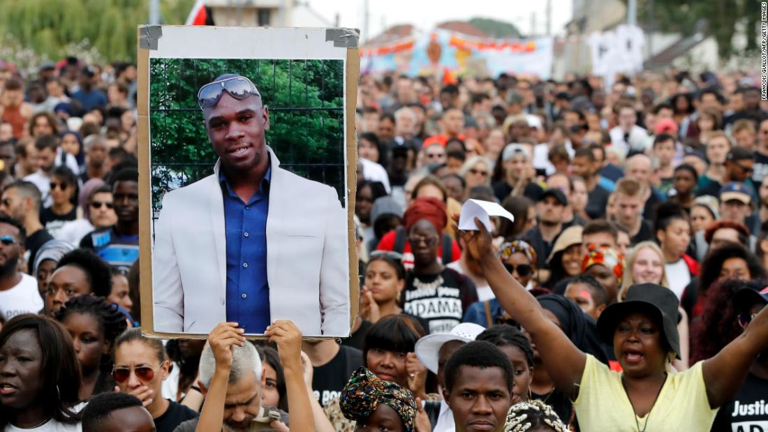 'They died in the same way': Floyd's death puts spotlight on similar cases across globe