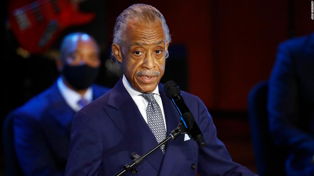 Al Sharpton announces new March on Washington led by families of black people killed by police
