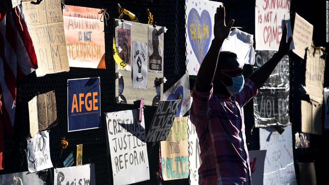 The race-related things that have changed since protests began around George Floyd's death