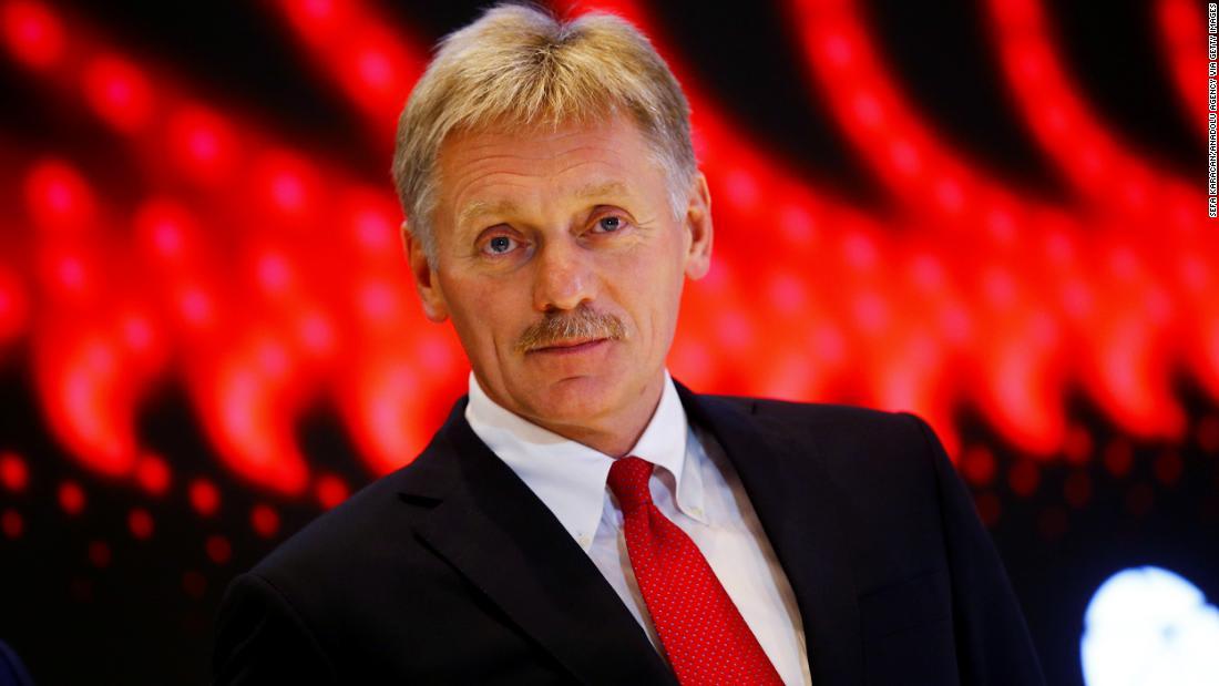 Exclusive: Did Russia pass the coronavirus test? Kremlin spokesman Dmitry Peskov responds