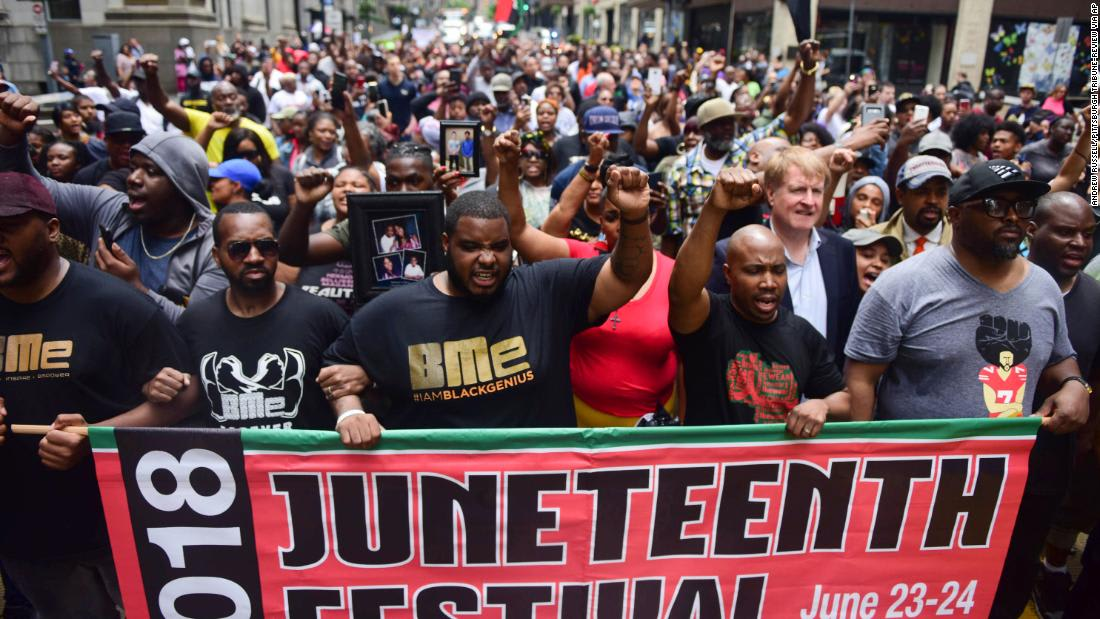 What to know about Juneteenth and why people are talking about it now