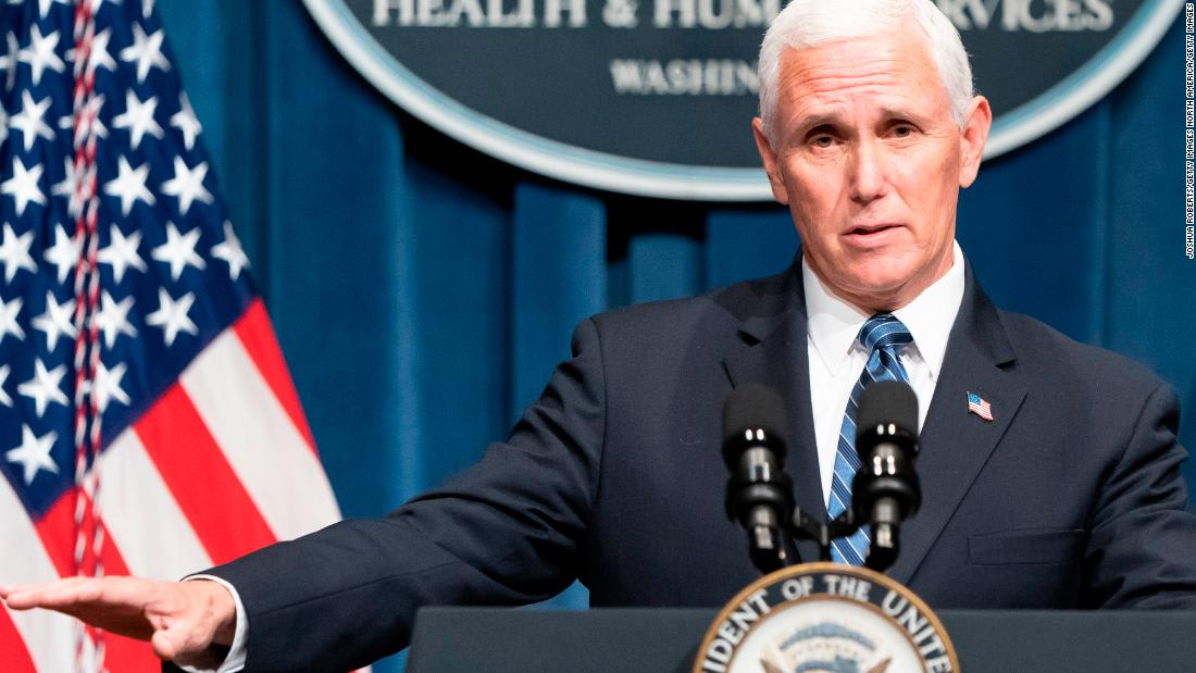 Fact check: As pandemic situation worsens, Pence paints a deceptively rosy picture