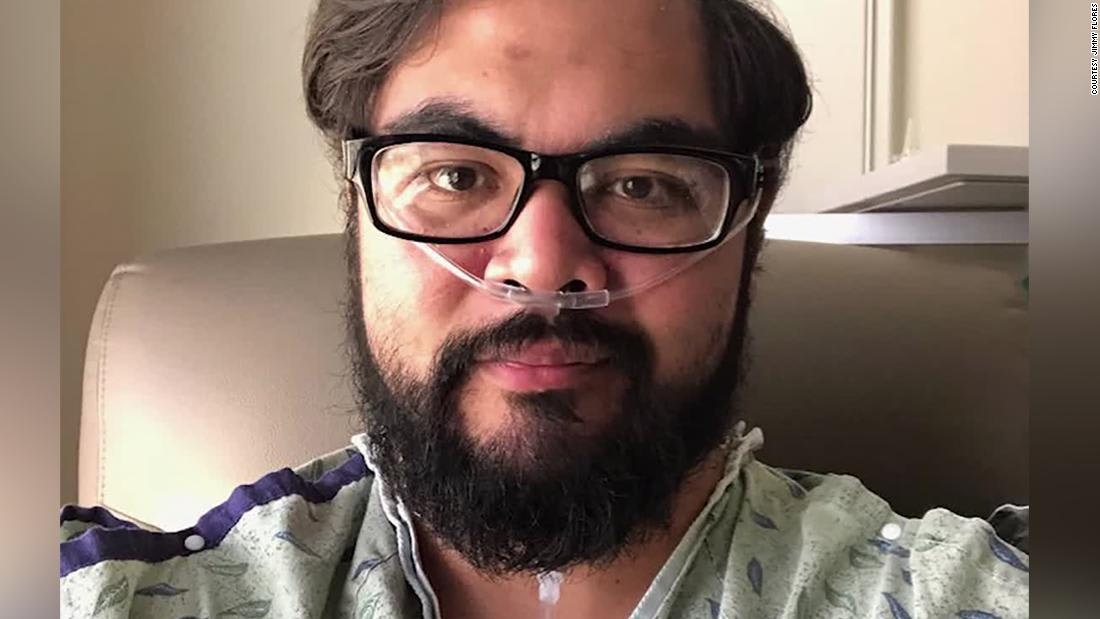 A healthy 30-year-old man went to a crowded bar. He ended up in a hospital on a breathing tube