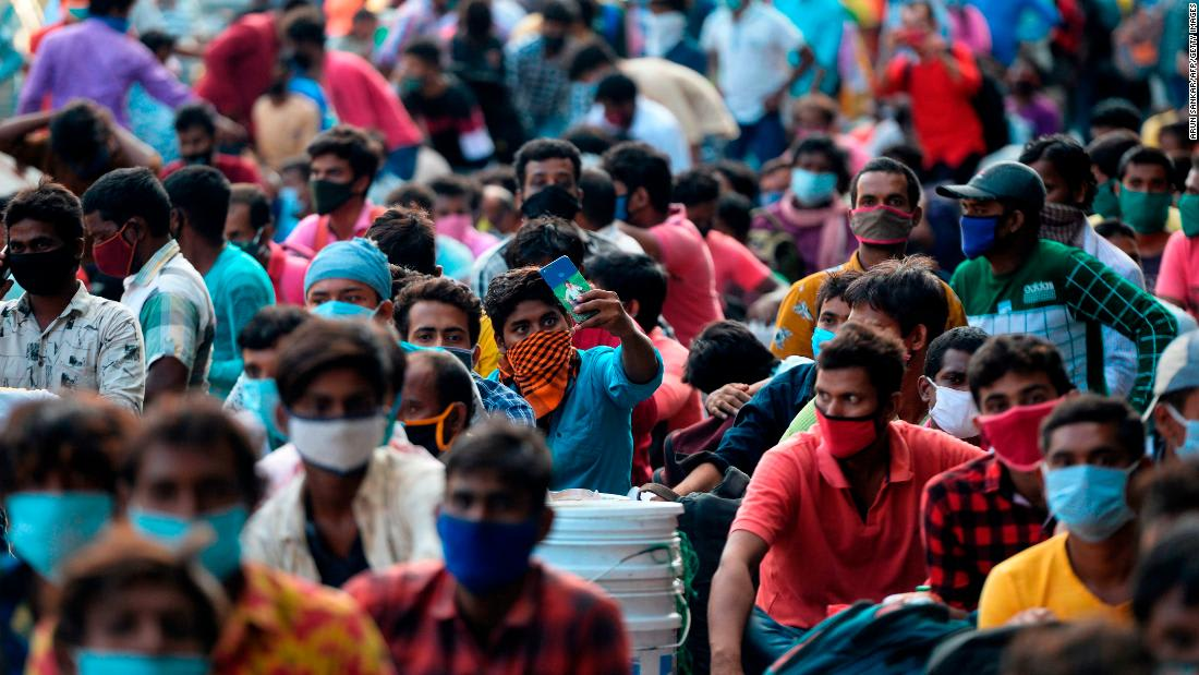 India's rich can't flee the pandemic. That's given some a new empathy for the poor
