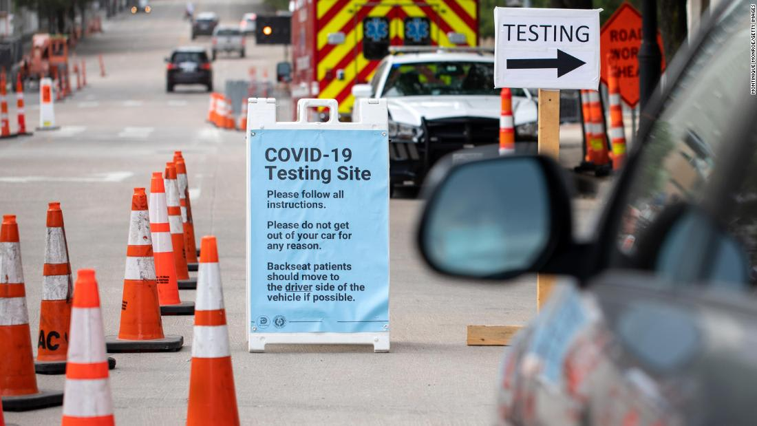 85 infants under age 1 tested positive for coronavirus in one Texas county