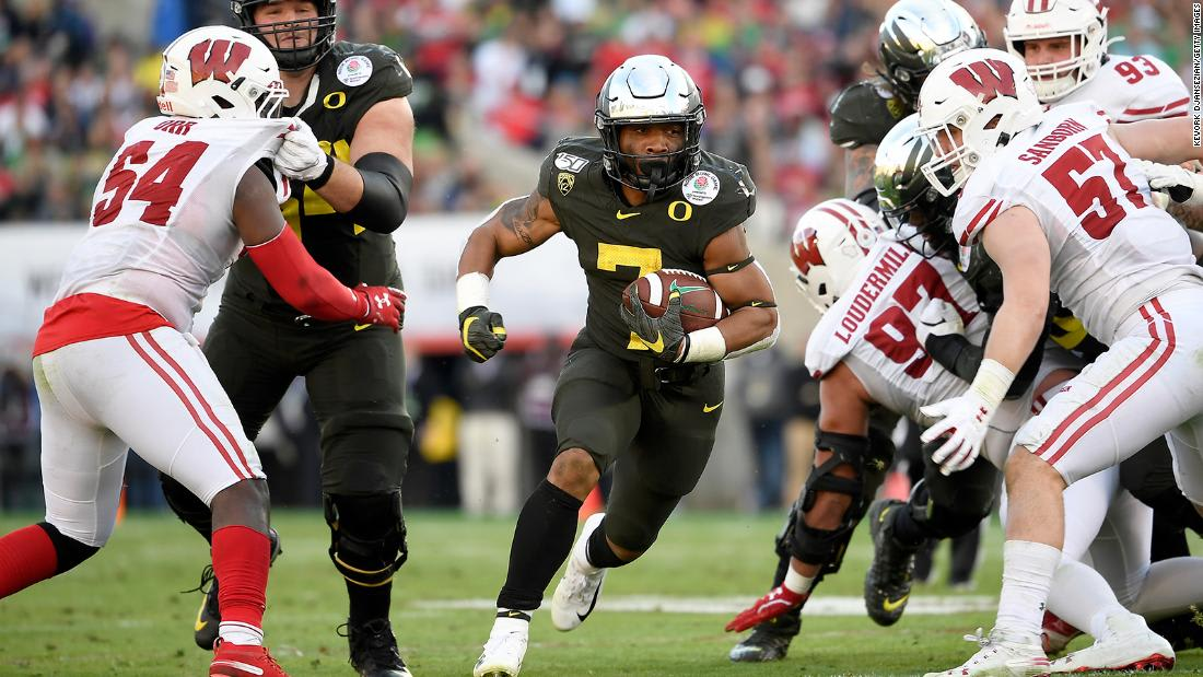 College sports' 'Power Five' leaders are discussing postponing football season amid coronavirus concerns, reports say