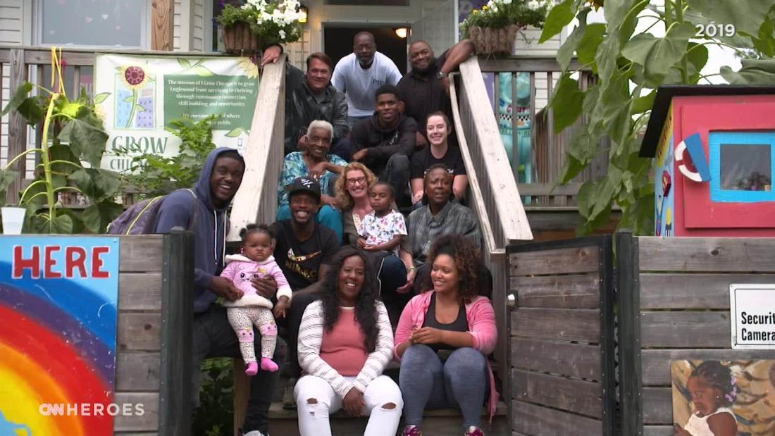 Through violence, the pandemic, and the fight against injustice, the 'Peace House' is providing comfort and resources for its Chicago community