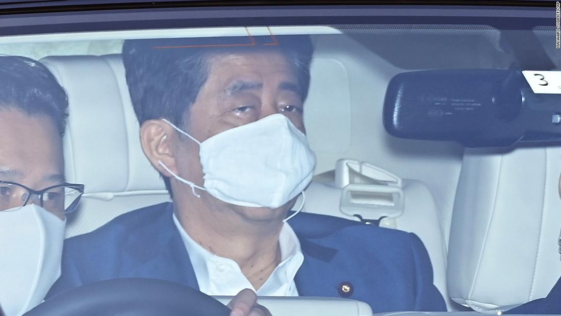 Japan's Prime Minister Shinzo Abe to resign for health reasons: NHK