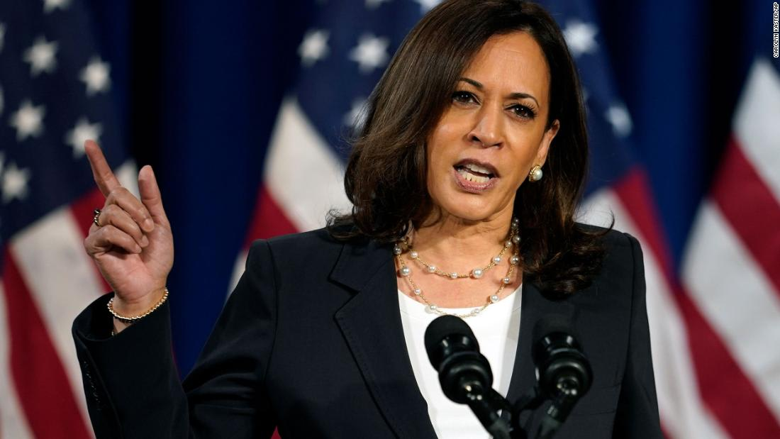 Kamala Harris: 'We do have two systems of justice in America'