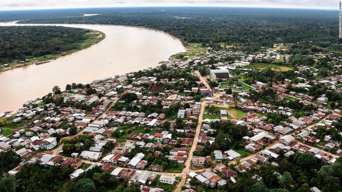 Fears of Covid-19 'catastrophe' in isolated Brazilian valley