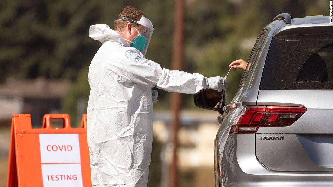 Air pollution from the wildfires can make people more vulnerable to coronavirus, doctors say