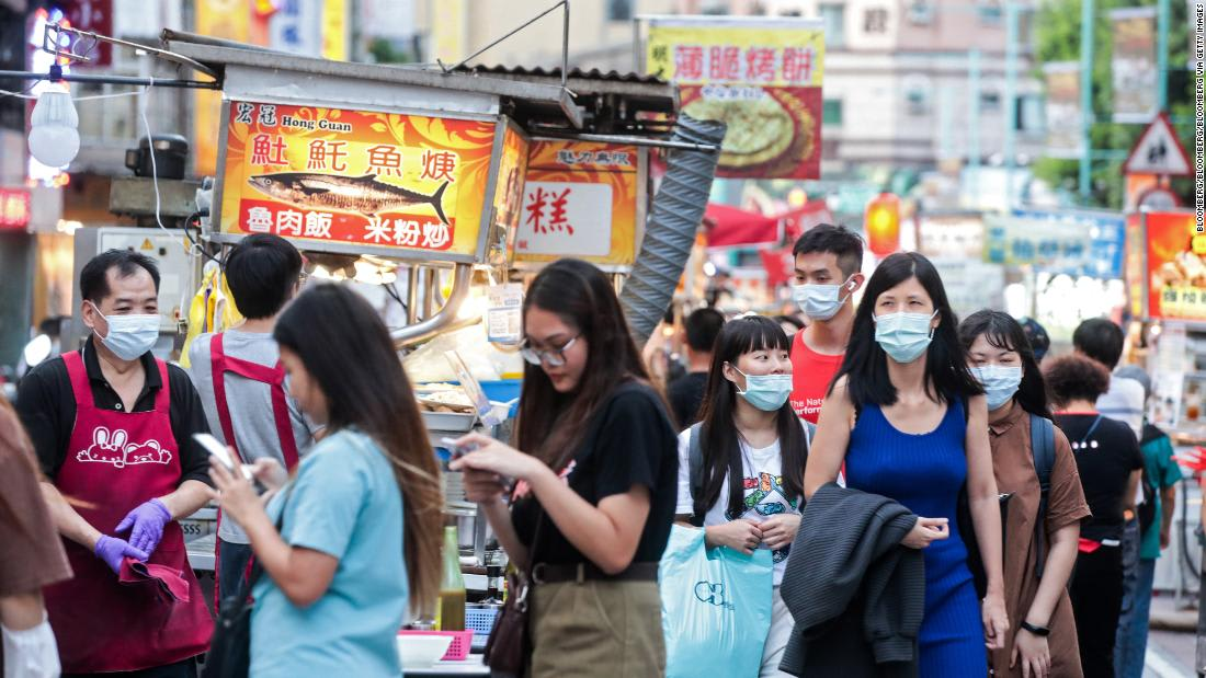 Taiwan offers a glimpse into a post Covid world