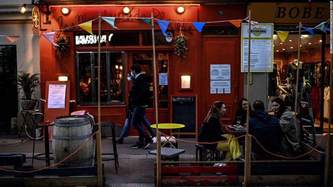 Bars and pubs are closing as Europe battles coronavirus surge. Experts question if it will work
