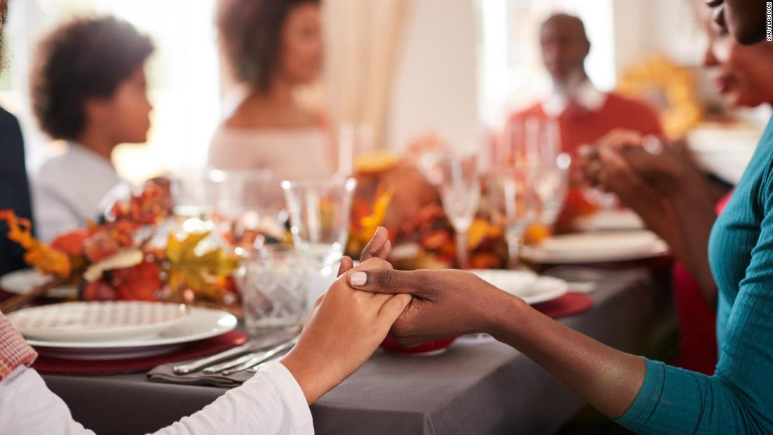 How to decline Thanksgiving in the name of Covid
