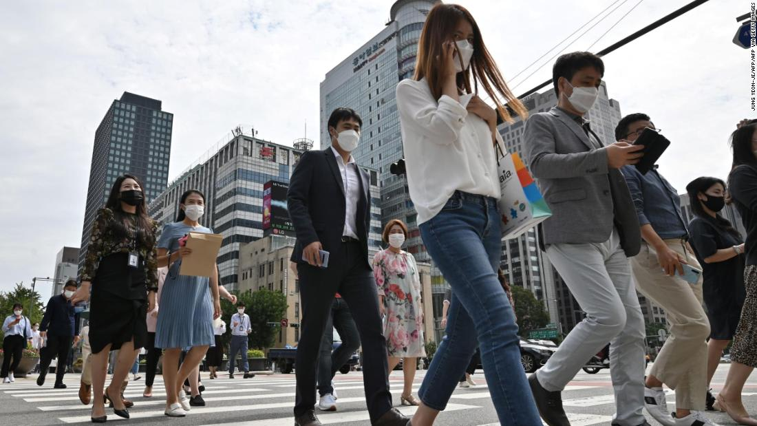 Analysis: South Korea mandates mask-wearing as face coverings remain controversial in West