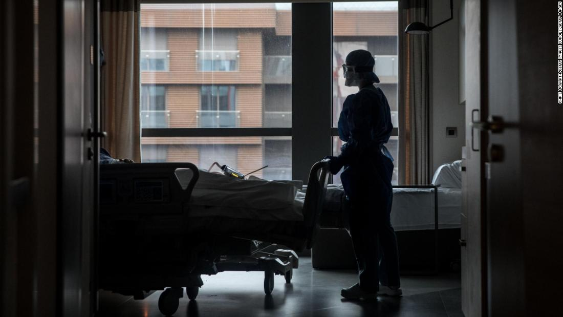 Recovering Covid-19 patients struggle to return to normal after hospital discharge, study finds