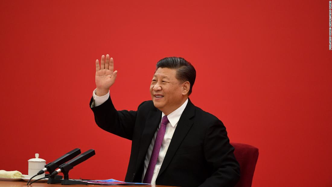 Analysis: As most countries struggle to plan weeks ahead, China just set its agenda for the next 15 years