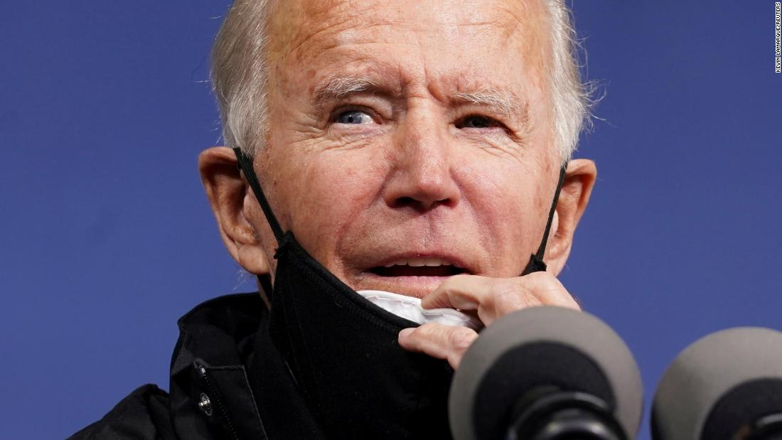 How Biden plans to change the US pandemic response