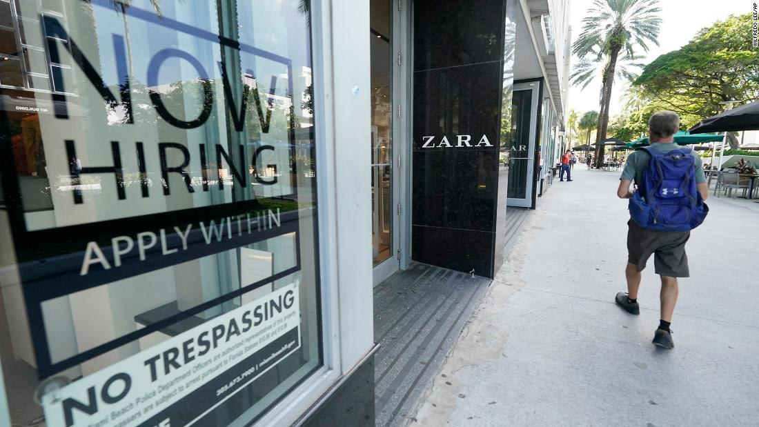 October jobs report expected to show further slowdown in labor market recovery