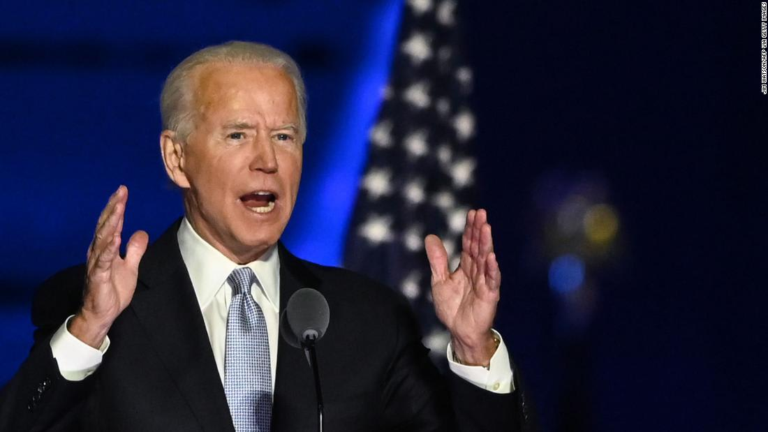 Analysis: Trump in denial over election defeat as Biden gears up to fight Covid