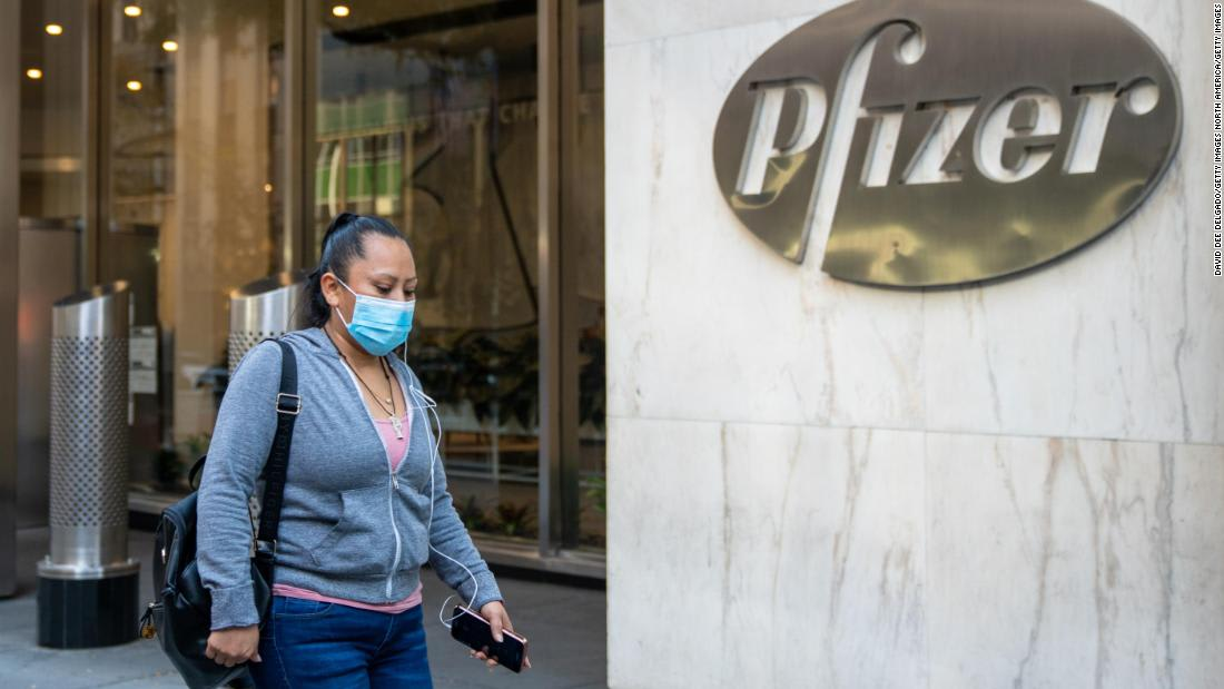 Pfizer's ultra-cold vaccine,
