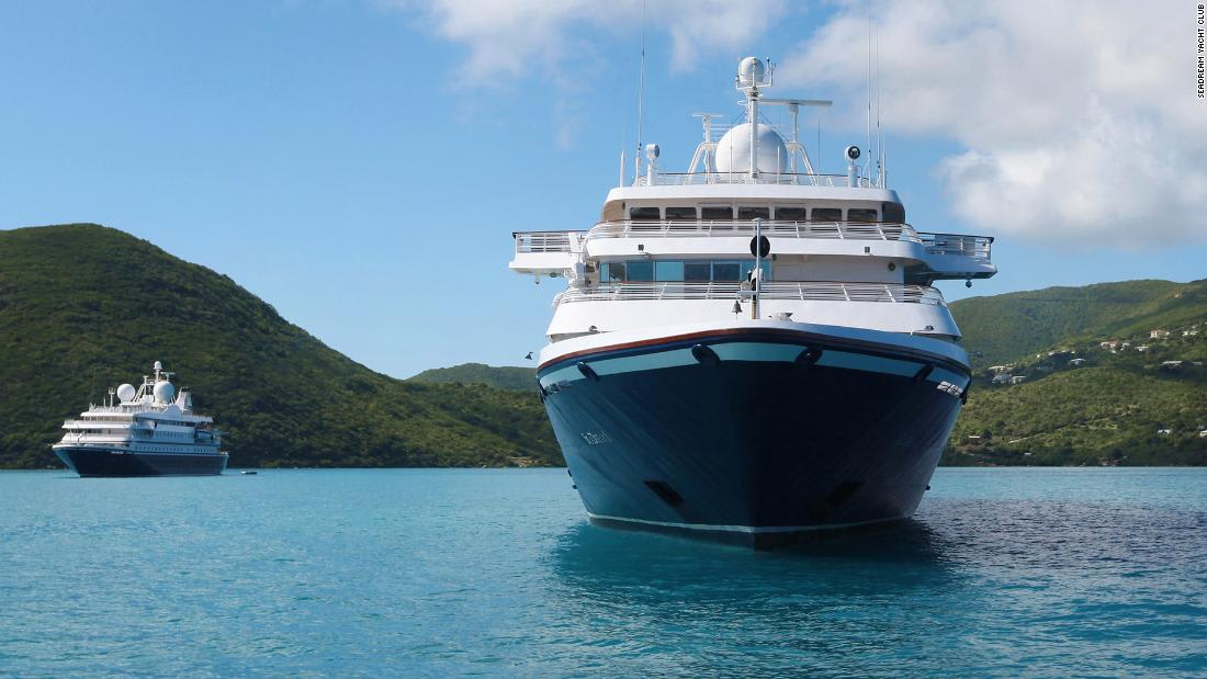Covid-19 cases rise aboard first cruise to resume sailing in the Caribbean