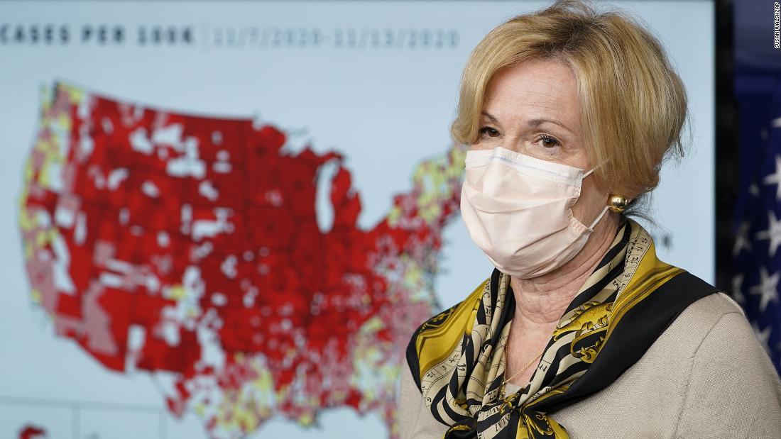 US seeing unprecedented coronavirus spread, White House says
