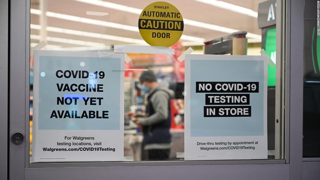 The coronavirus vaccine rollout will be messy. People will have to deal with that.
