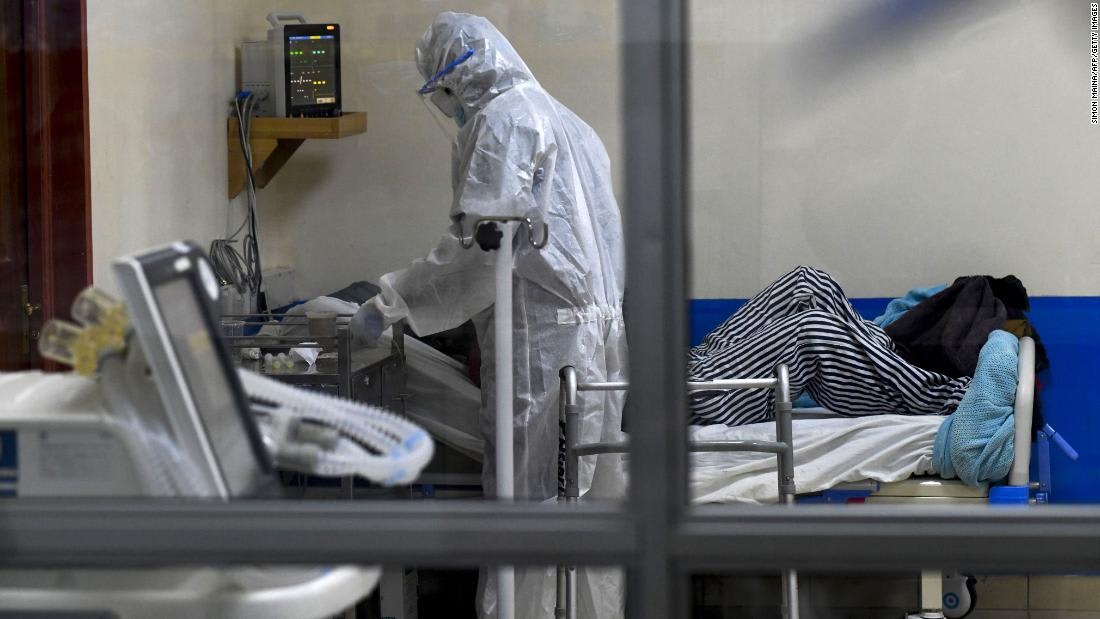 Countries in Africa fear they could become the next India as vaccine supplies dwindle