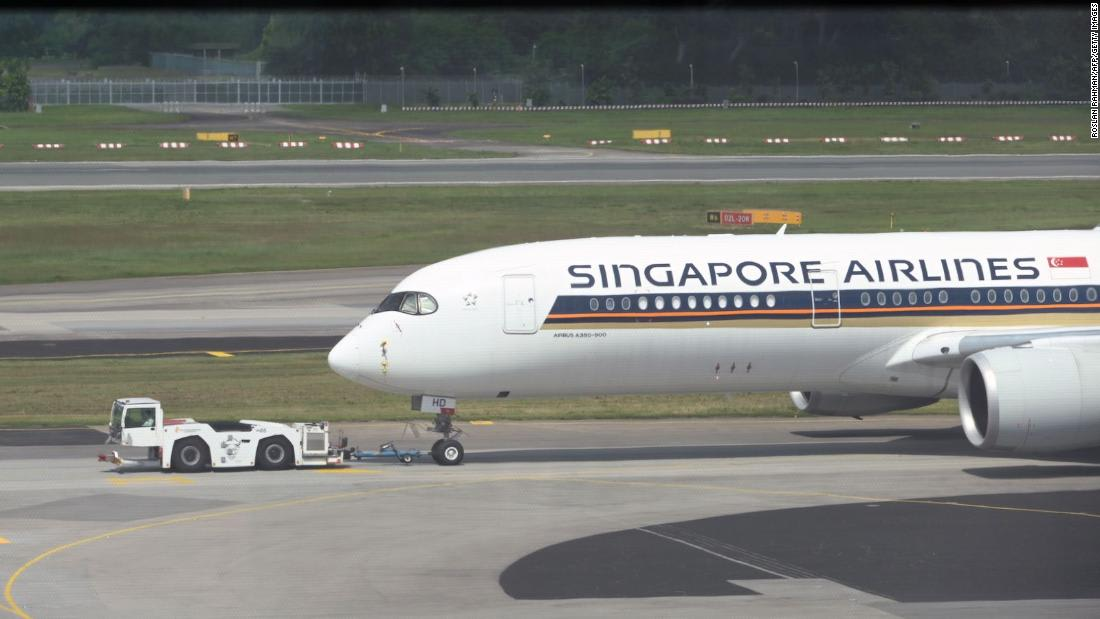 Singapore announces plans to allow entry to business travelers from all countries