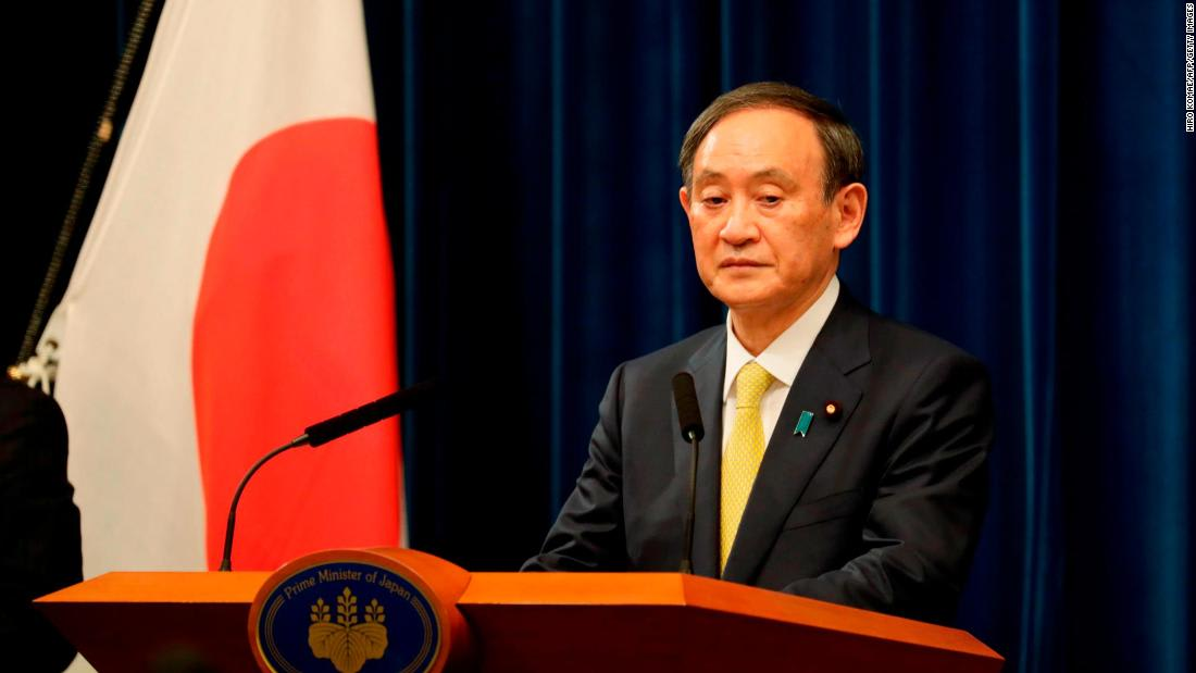 Japanese leader appears to flout virus guidelines as infections surge