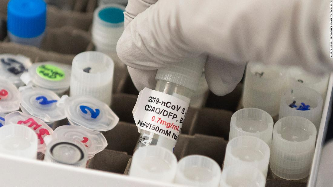 Novavax coronavirus vaccine becomes fifth to begin Phase 3 trials in United States