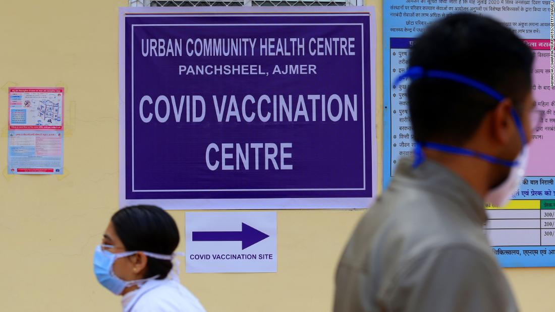 India embarks on one of the world's most ambitious vaccine rollouts