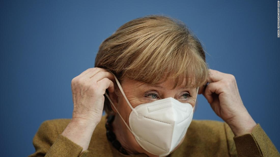 European countries mandate medical-grade masks over cloth face coverings