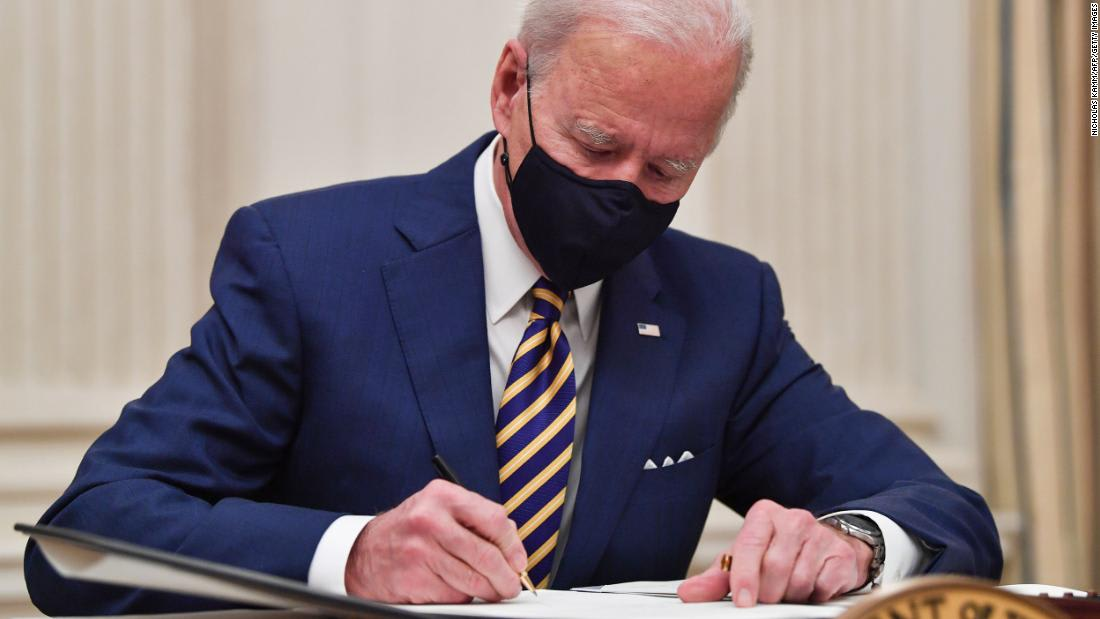 Analysis: Biden urges patience as frustration grows over vaccine supply