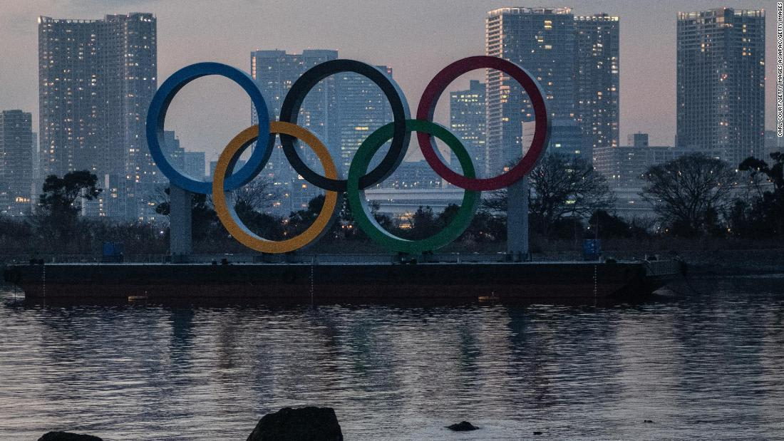 Can vaccines save the Olympics?