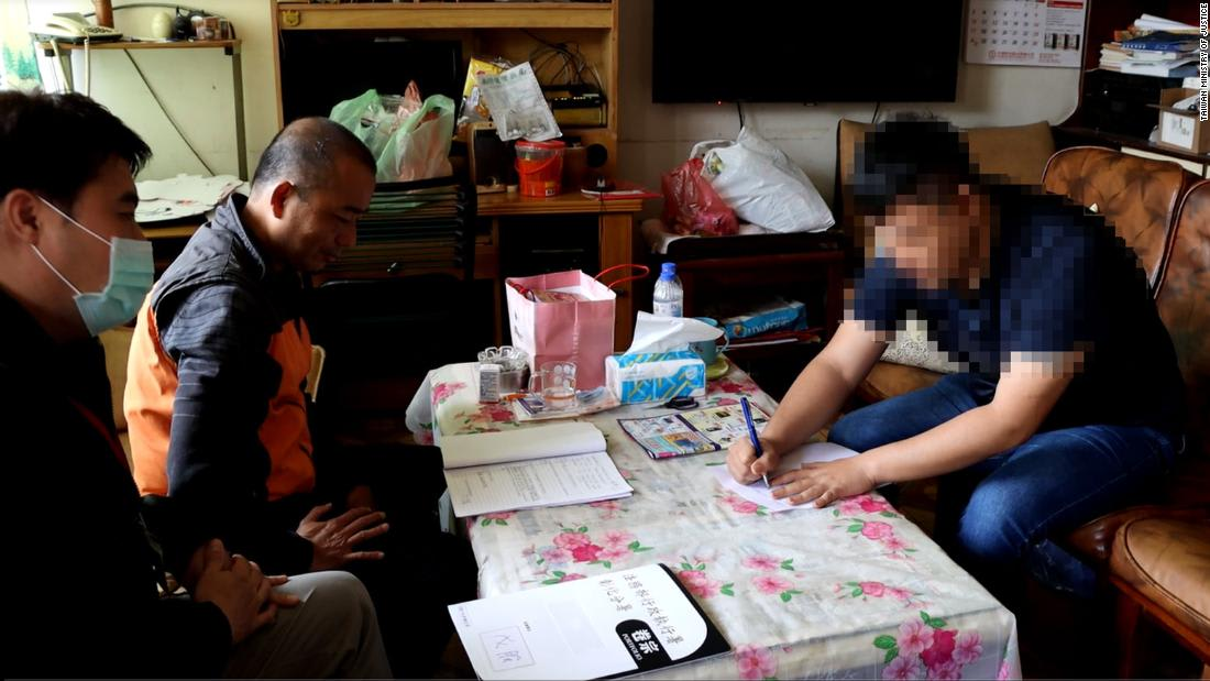 Taiwan authorities revoke quarantine fine for man after discovering he was kidnapped
