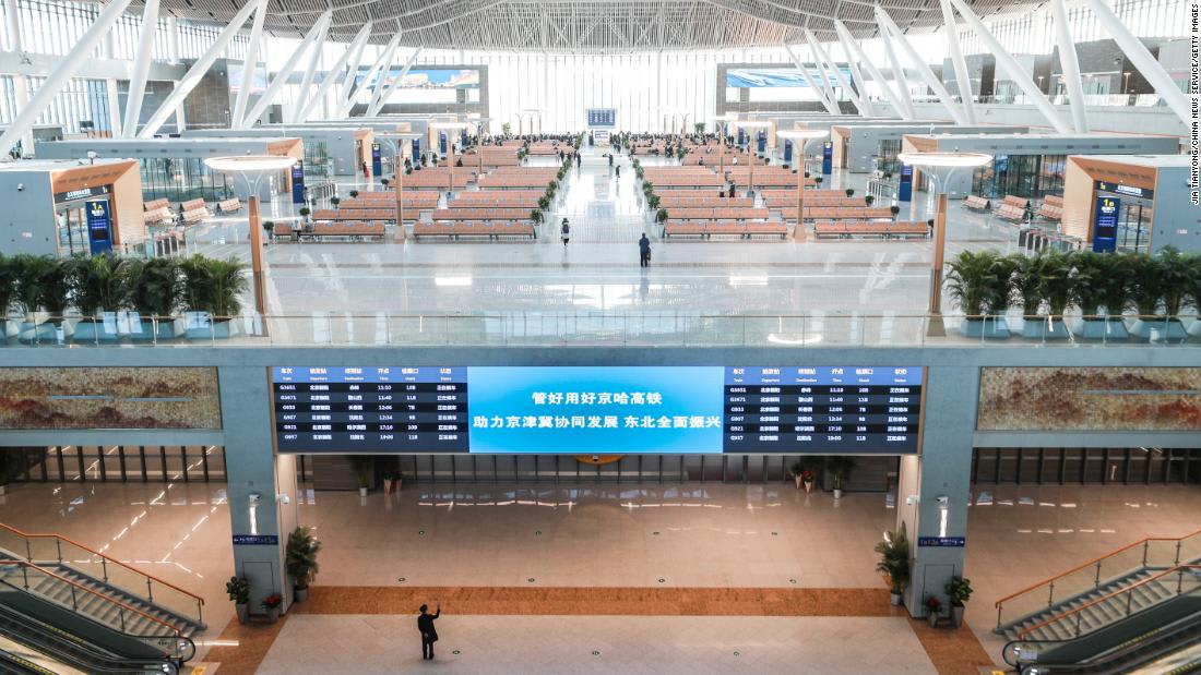 Heartbreak and anger as China discourages travel for Lunar New Year