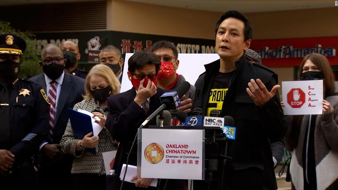 Rise in attacks on elderly Asian Americans in Bay Area prompts new special response unit