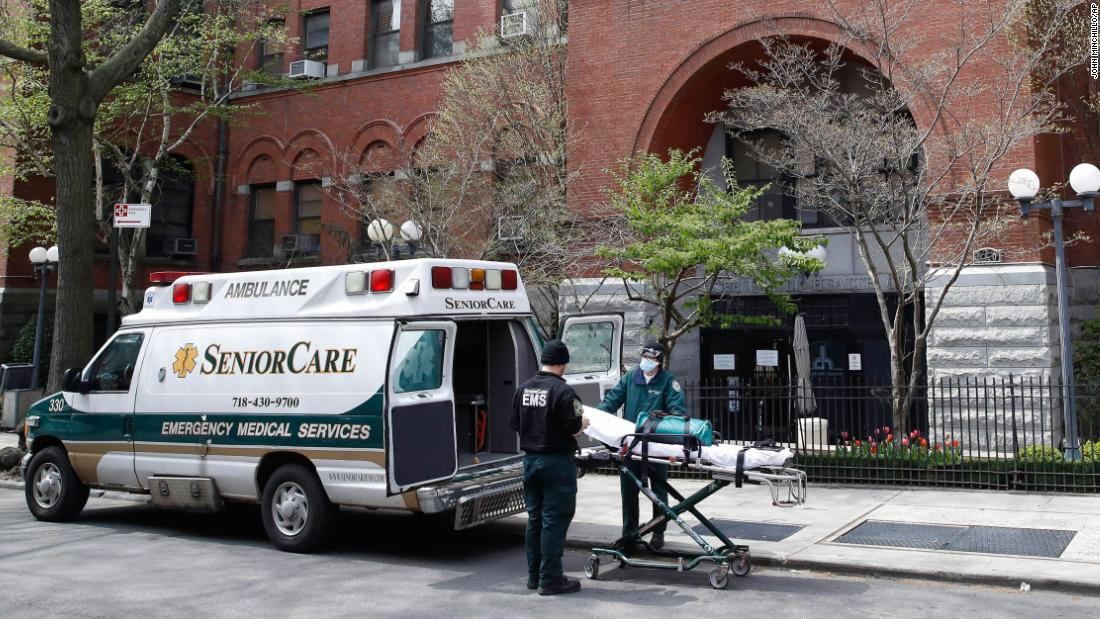 US attorney's office in Brooklyn and FBI scrutinizing Cuomo administration's handling of data surrounding Covid nursing home deaths
