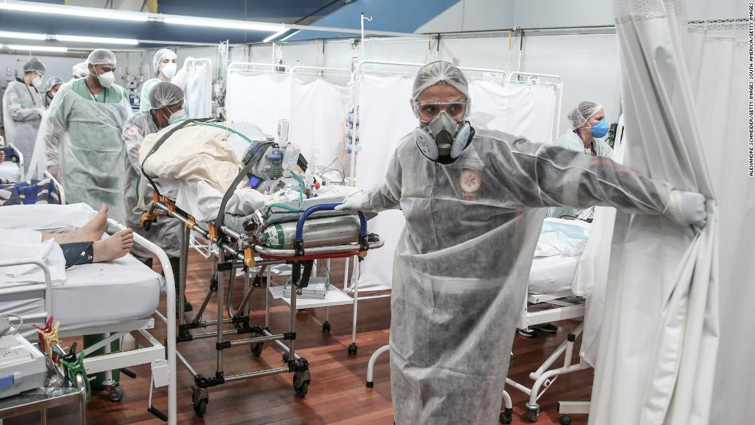 Why are more young people getting sick with Covid-19 in Brazil?