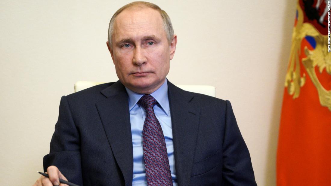 Putin gets coronavirus vaccine behind closed doors
