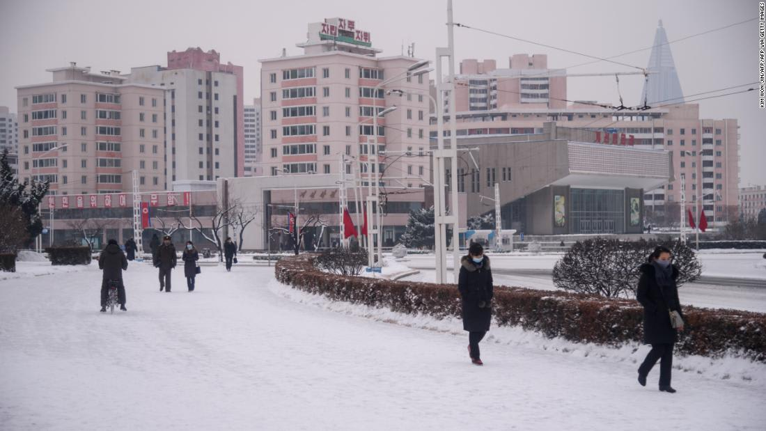 North Korea sees mass exodus of foreigners due to Covid-19