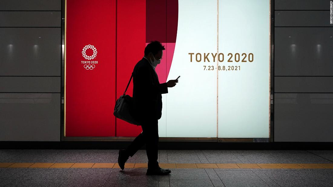 With 100 days until the Olympics, Japan has vaccinated less than 1% of its population