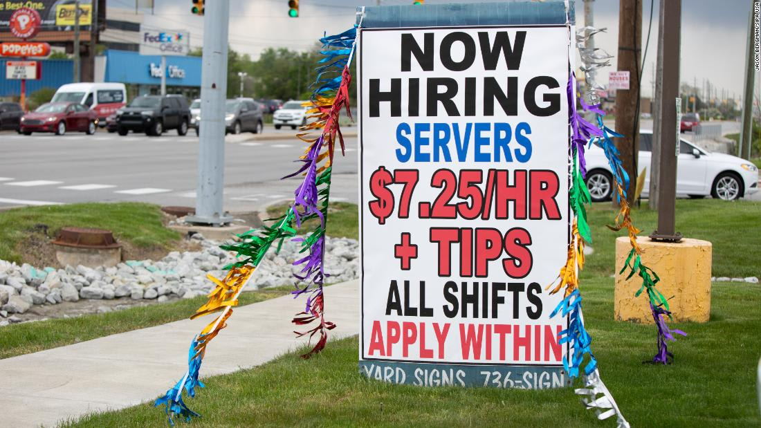 Biden administration unable to continue $300 weekly pandemic unemployment benefits that GOP governors are slashing